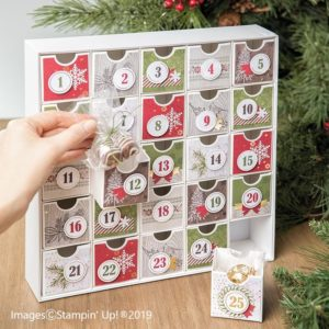 アドベントカレンダー プロジェクトキットクリスマスカウントダウン